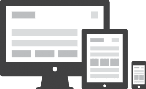 Responsive Zooming Image web Site