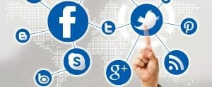 Social Media Facebook Page managed by us