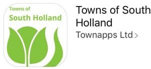 Towns of South Holland icon