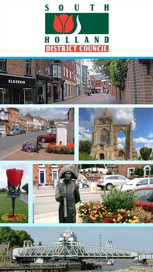 How Towns of South Holland looks