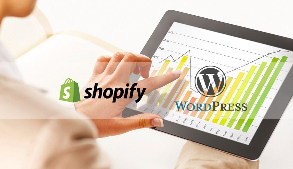 Shopify - how does it compare with Wordpress? - 79DESIGN