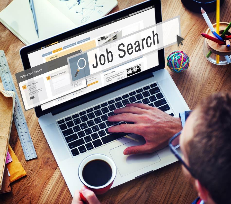 lincolnshire job search website design