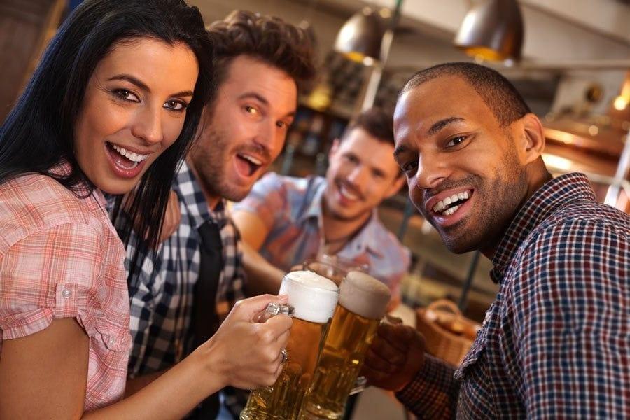 spalding pub websites design social media