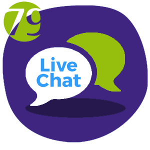 livechat 79design websites