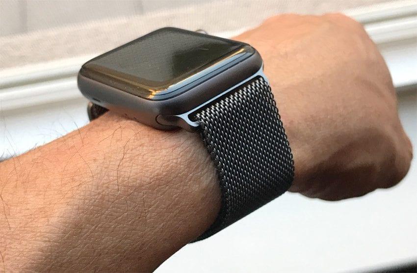 chunky Apple Watch