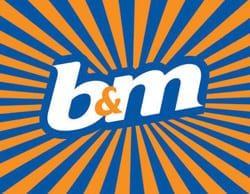 b&M Bargains logo