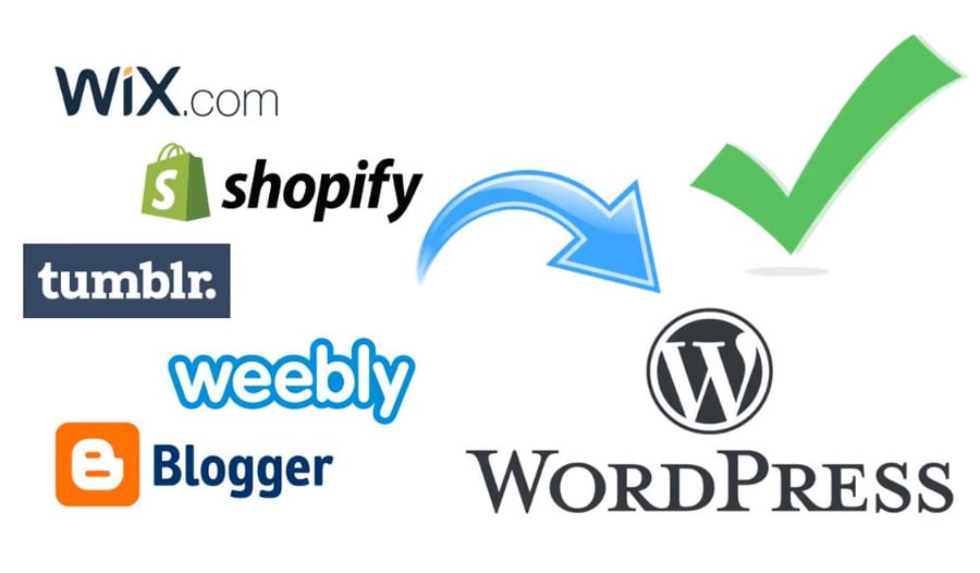 migration to wordpress video