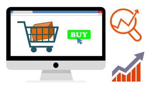 seo ecommerce screen