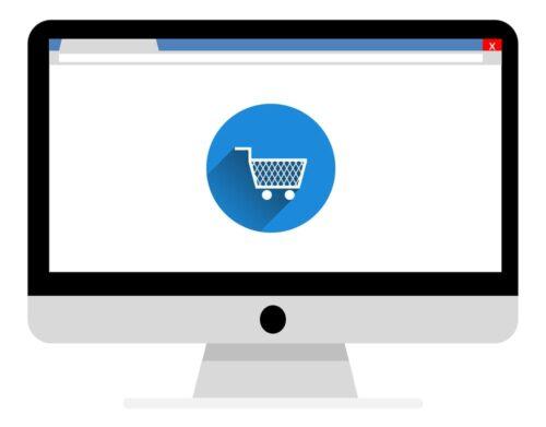 wide screen ecommerce