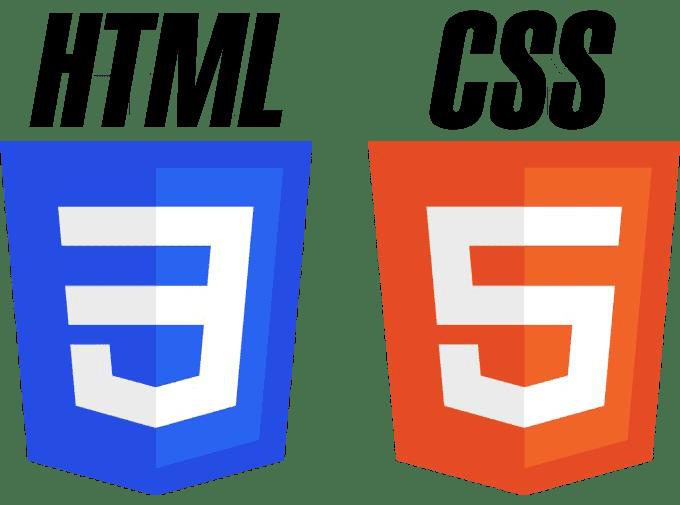html training css