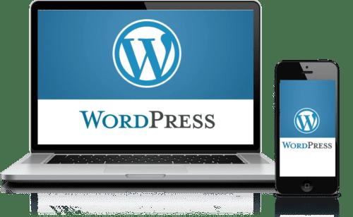 wordpress website uk