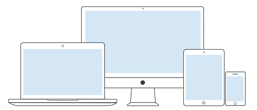 responsive websites devices