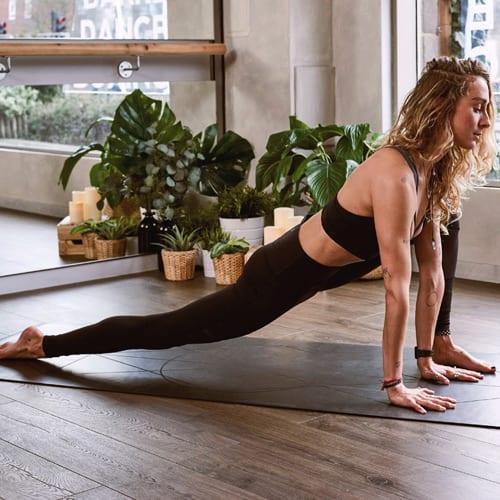 yoga hobby website design