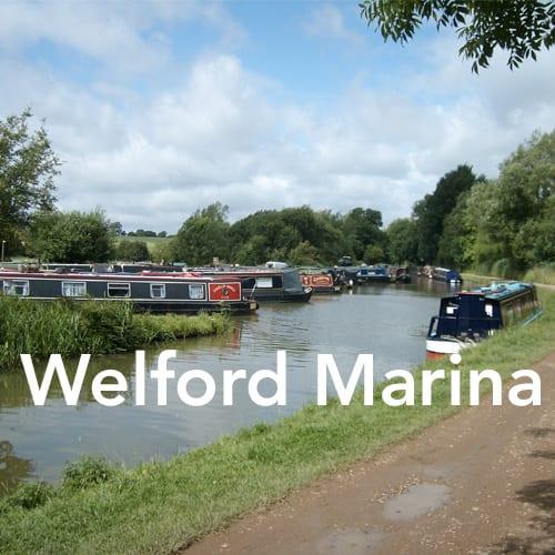 Welford Marina Hosting