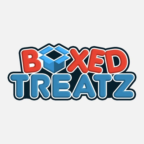 Boxed Treats web designer