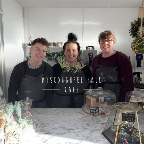wordpress websites ayscoughfee hall cafe