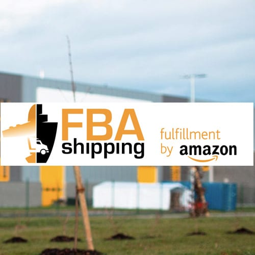 Amazon FBA Shipping website