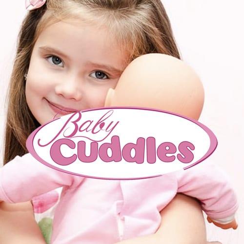 Baby Cuddles website