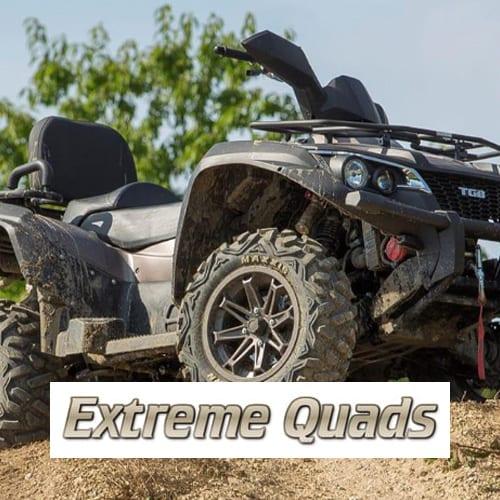 Extreme Quads