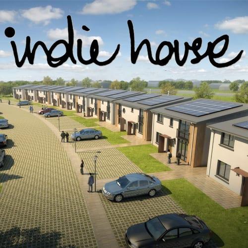 Indie House Website