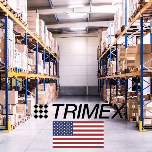 Trimex Wholesale USA website designer