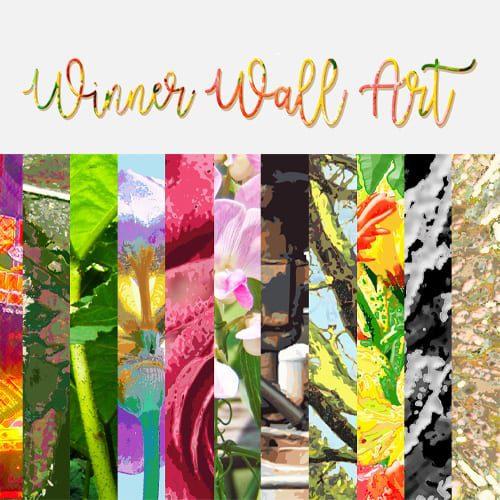 Winner Wall Art