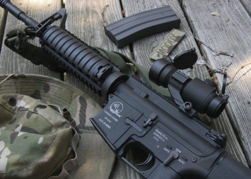 Airsoft Website Design Products