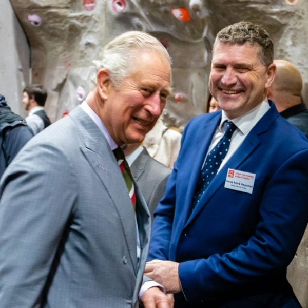 HRH Prince Charles at Summit Opening
