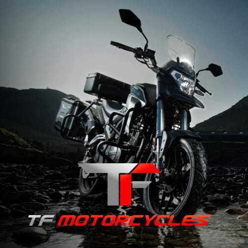tf motorcycles project