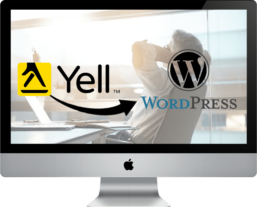 yell website migrations to wordpress