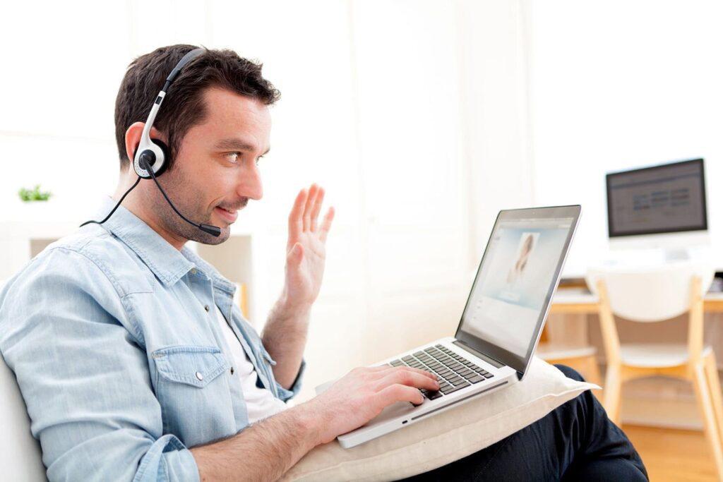 remote consultations skype