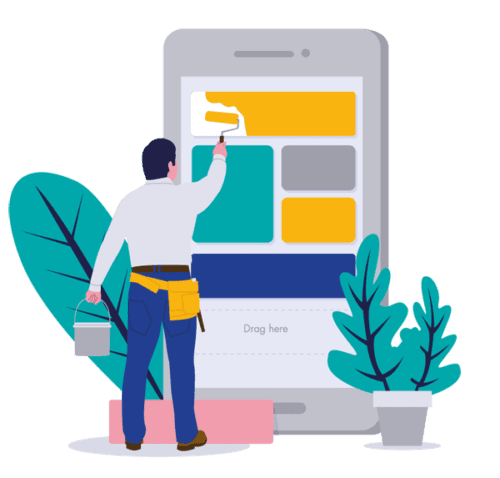 leading with web design