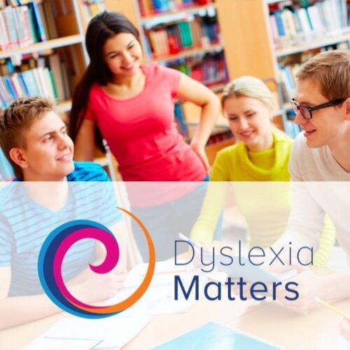 project website dyslexia matters