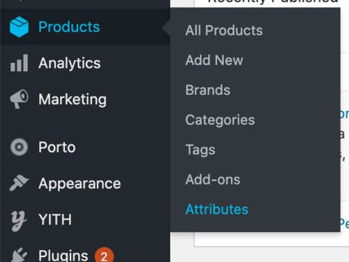 woocommerce-attributes