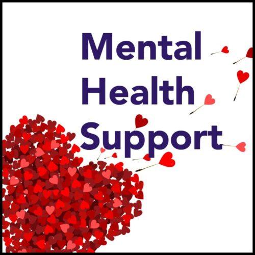 mental health support logo