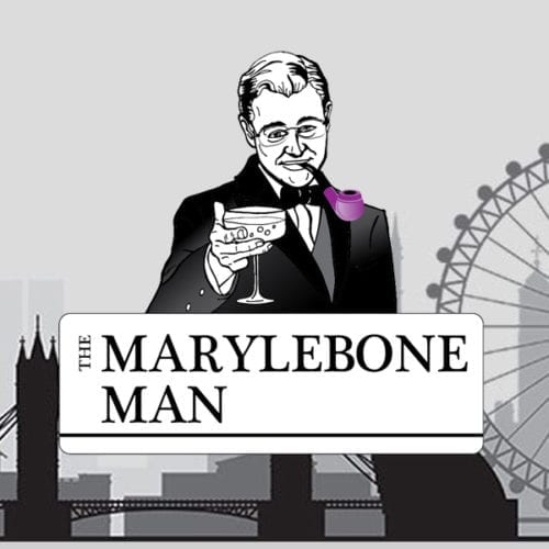 the marylebone man website blogger