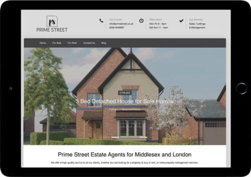 prime street website