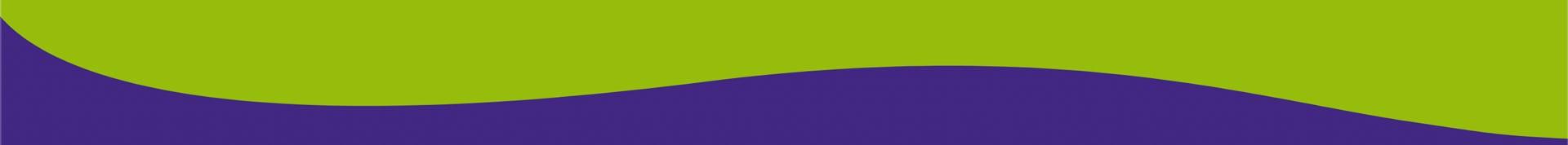 curve green purple