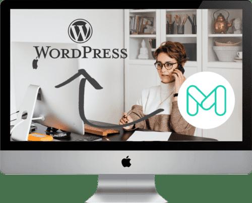 moonfruit migration to wordpress
