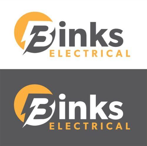 binks electrical logo