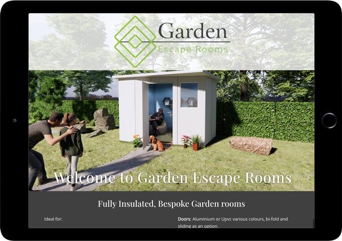 garden escape rooms screenshot