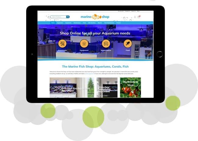 ecommerce website design uk holbeach