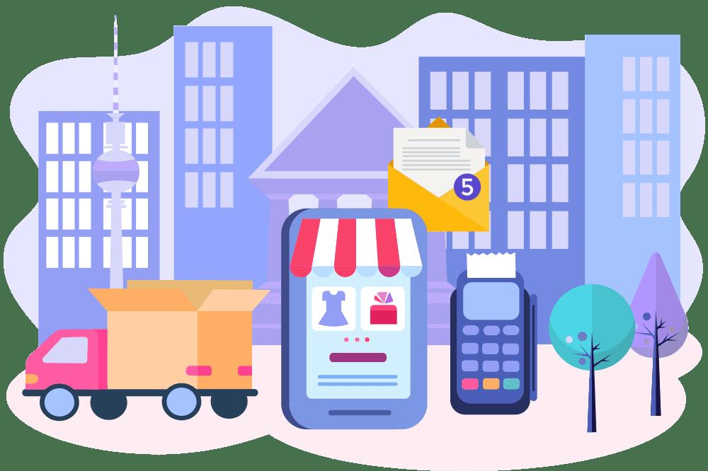 wholesale ecommerce website design