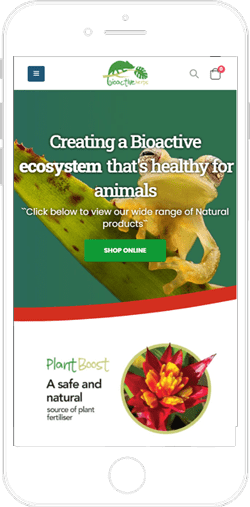 bioactive herps website