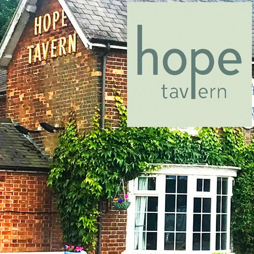 hope tavern website