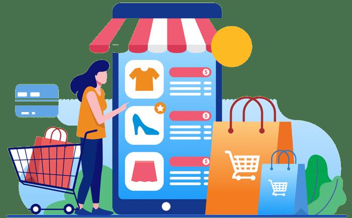 uk ecommerce website design responsive